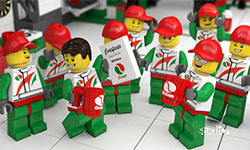 LEGO CIty Jobs