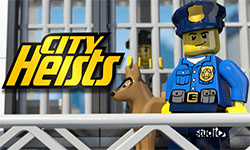 LEGO City Heists