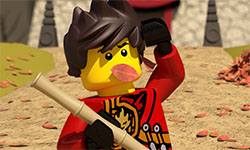 LEGO Ninjago The way of the Ninja